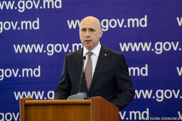 Прирост торговли между государством Украина иМолдовой составляет 10-15%,— Гройсман
