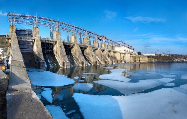 Украина не отказывается от строительства шести ГЭС на Днестре