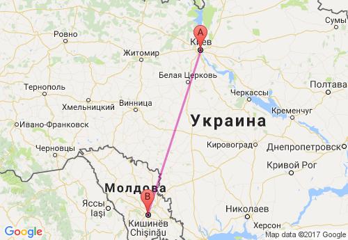 Киев и Кишинёв установят совместные таможенные пункты