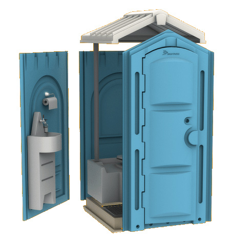 Туалетные кабины ЭкоГрупп
