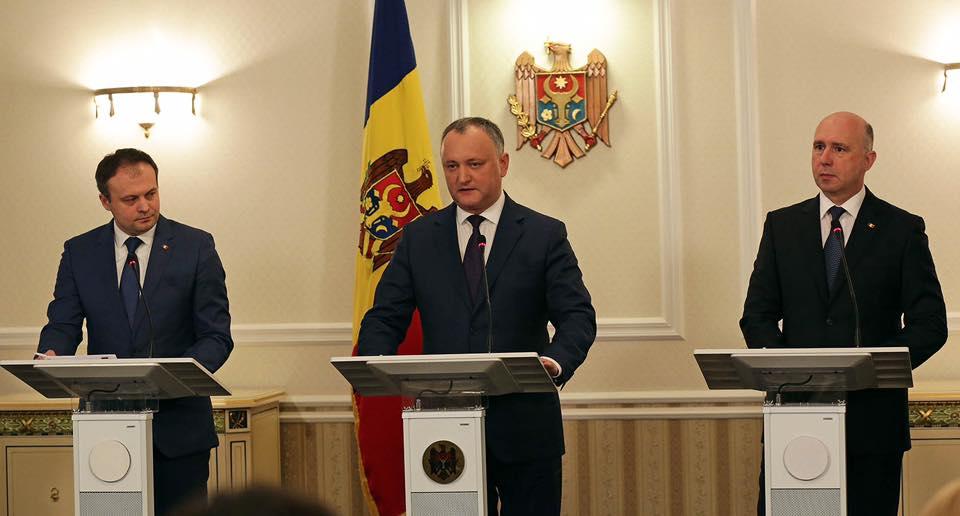 Игоря Додона на«Молдова 1» назвали «угрозой безопасности» страны